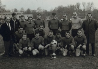 1966 German Hungarians